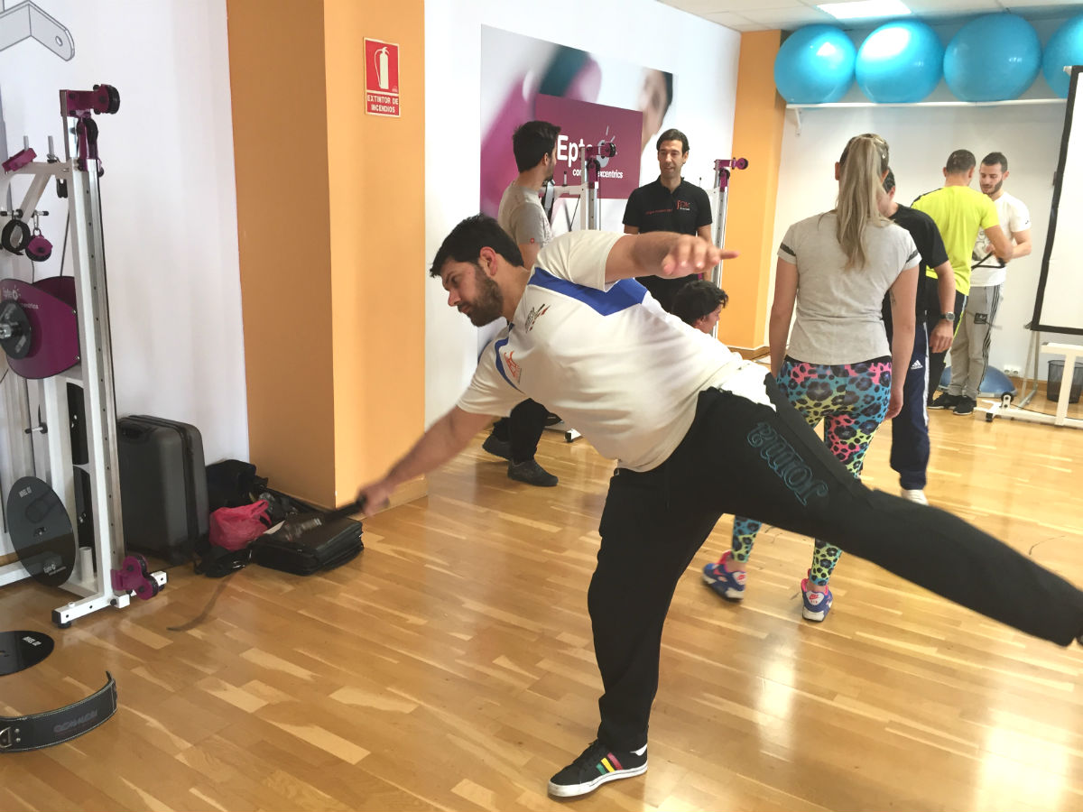 EPTE Inertial Functional Training formacion