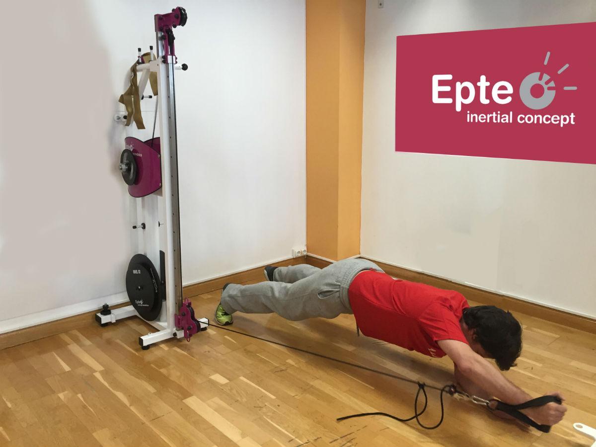 EPTE Inertial Functional Training