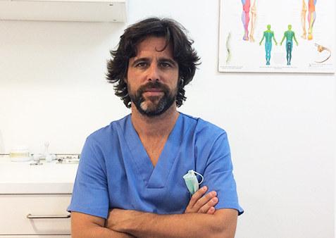 Podologo Alejandro Bayo