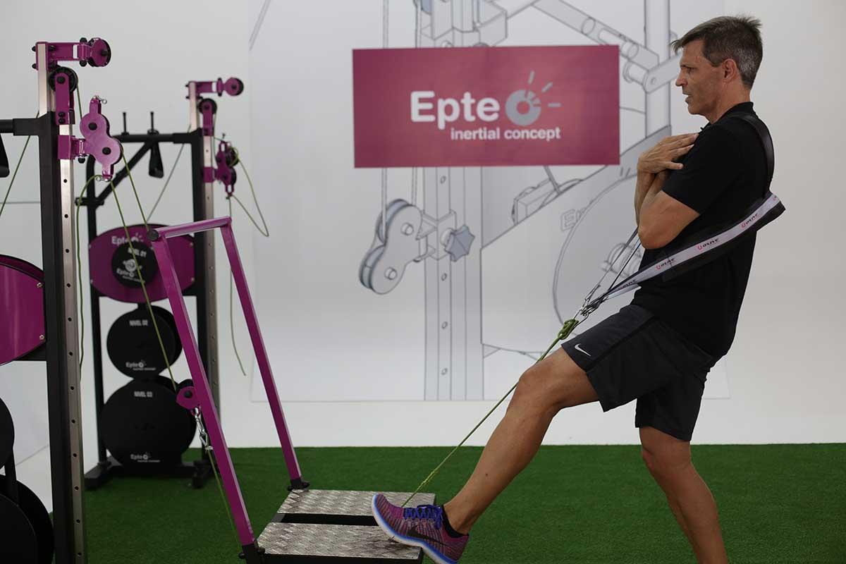 squat Epte Inertial Concept