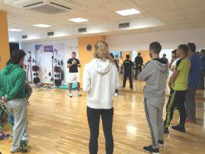Formación EPTE IFT Movement Therapy ejercicio terapéutico