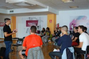 Fernando MArtin Rivera habla sobre entrenamiento excéntrico training