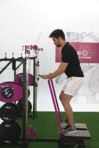 allenamento eccentrico squat epte inertial concept