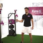 entrenamiento inercial en Gym Factory con EPTE Inertial concept