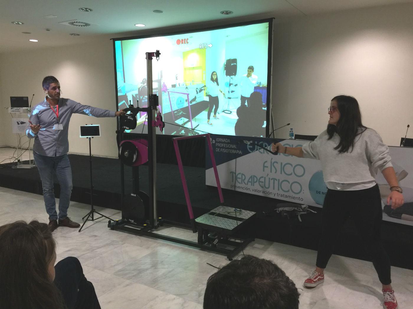 Jornadas Oviedo máquinas isoinerciales