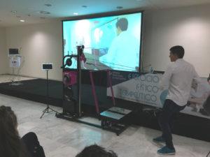maquinas inerciales EPTE para ejercicio terapéutico