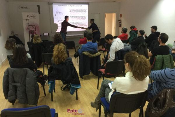 Jornada entrenamiento isoinercial Madrid