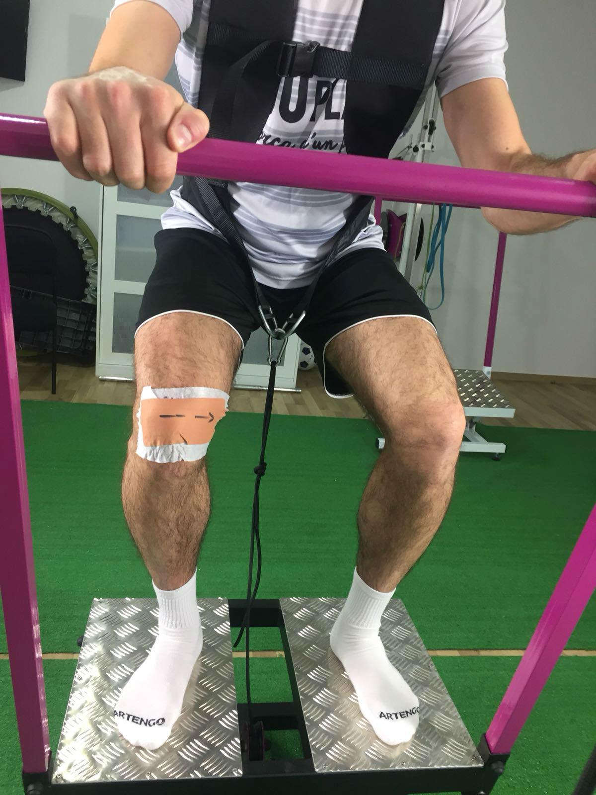 ejercicio terapeutico squat