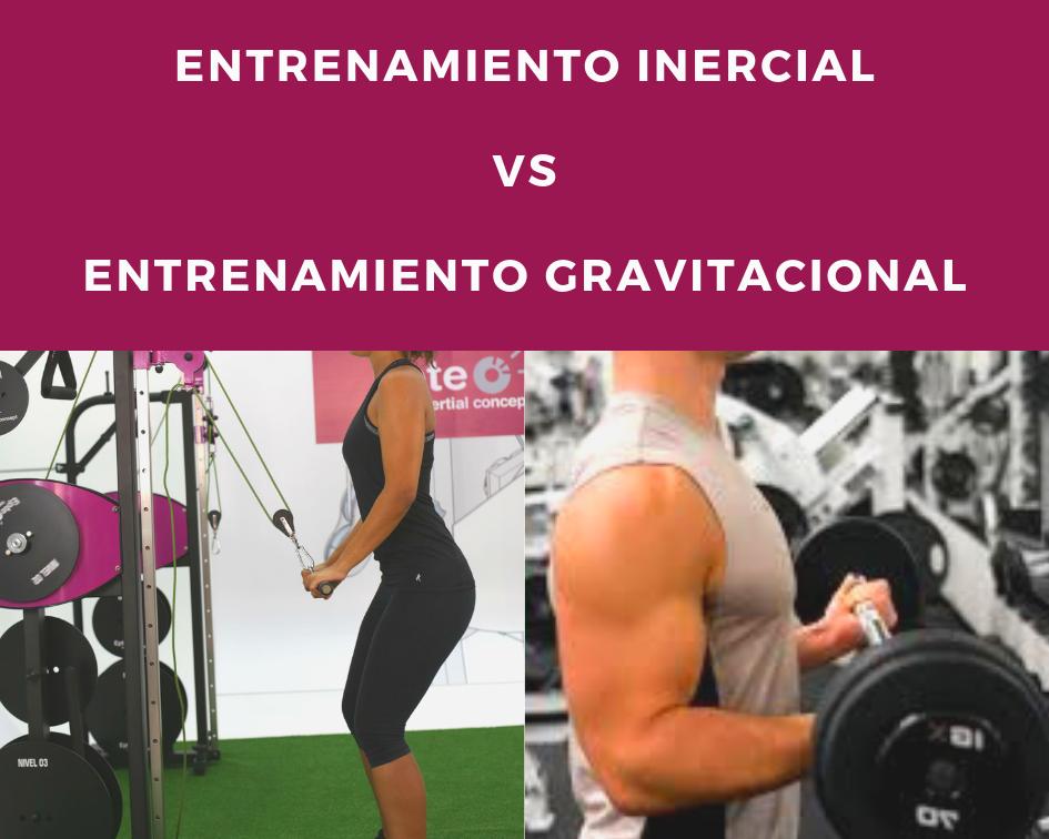 entrenamiento inercial y entrenamiento gravitacional