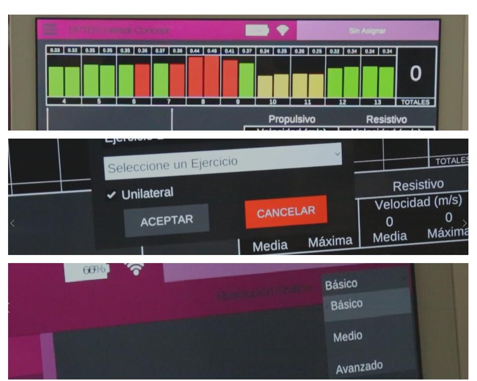 Encoder EPTE máquina inercial